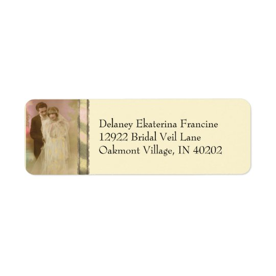 Vintage Vows - Oakmont in Yellow