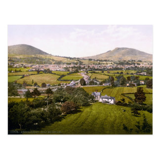 Vintage Wales, Abergavenny Holy Mountain Postcard