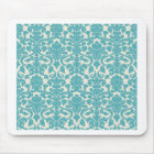 Vintage Wall Paper Mouse Mat