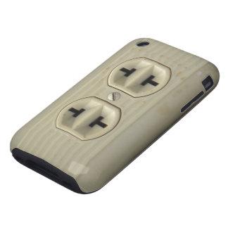 Vintage Wall Socket iPhone 3G Case