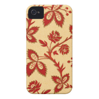 Vintage Wallpaper Case-Mate iPhone 4 Cases