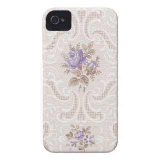 Vintage Wallpaper iPhone 4 Cases