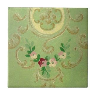 Vintage Wallpaper Tile