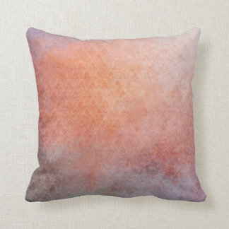 VINTAGE WALLS | a rich textured vintage pattern Throw Pillow