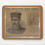 Vintage Warren Eye Guard Mouse Pad