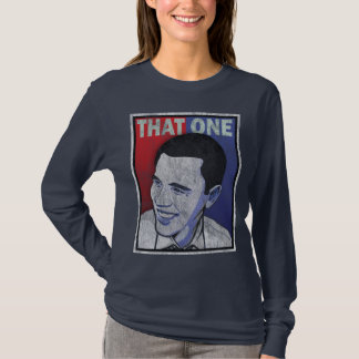 "Vintage Washed  ""That One"" - Barack Obama T-Shirt"