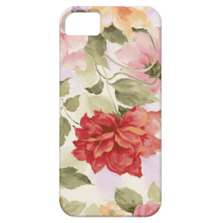 Vintage Watercolor Roses iPhone 5 Cover