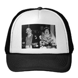 Vintage Wedding Image Hat