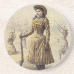 Vintage Western Cowgirl Miss Annie Oakley