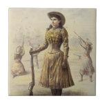 Vintage Western Cowgirl, Miss Annie Oakley