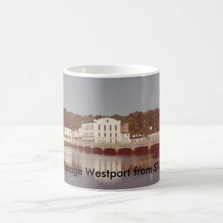 Vintage Westport Mug - Steinkraus Cohen Bridge