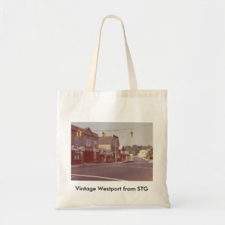 Vintage Westport Tote Bag - Fine Arts Theatre