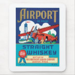 Vintage Whiskey Food Product Label