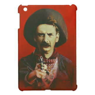 Vintage Wild West Outlaw iPad Mini Case