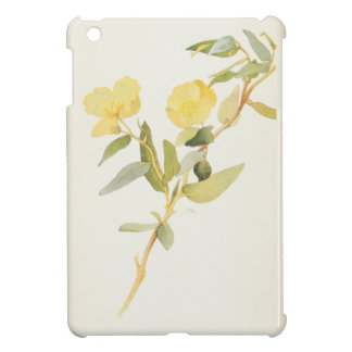 Vintage Wildflower Fine Art iPad Mini Case