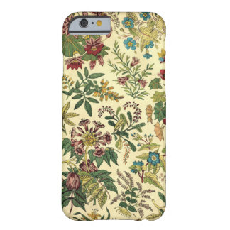 Vintage Wildflowers iPhone 6 Slim Case Barely There iPhone 6 Case
