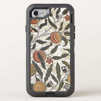 Vintage William Morris Pomegranate OtterBox Defender iPhone 8/7 Case