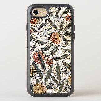 Vintage William Morris Pomegranate OtterBox Symmetry iPhone 7 Case