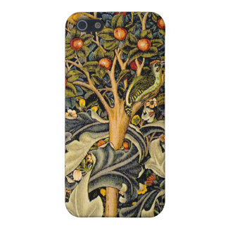 Vintage William Morris Woodpeckers iPhone 5 Covers