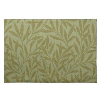 Vintage Willow William Morris Wallpaper Design Place Mat