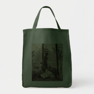 Vintage Winchester Sportswoman Outdoors Tote Bag
