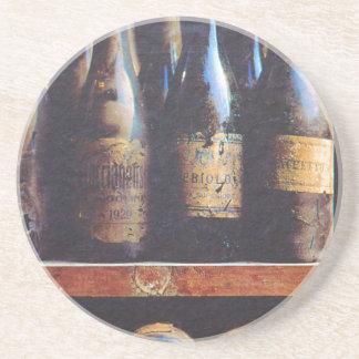 Vintage Wine Coaster