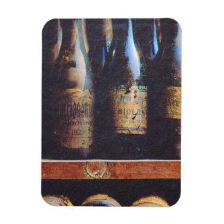 Vintage Wine Magnets