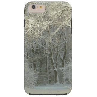 Vintage Winter Tough iPhone 6 Plus Case
