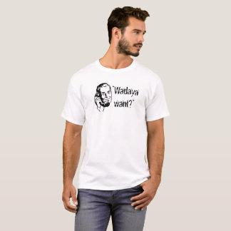 Vintage Wiseguy - American Apparel T-shirt