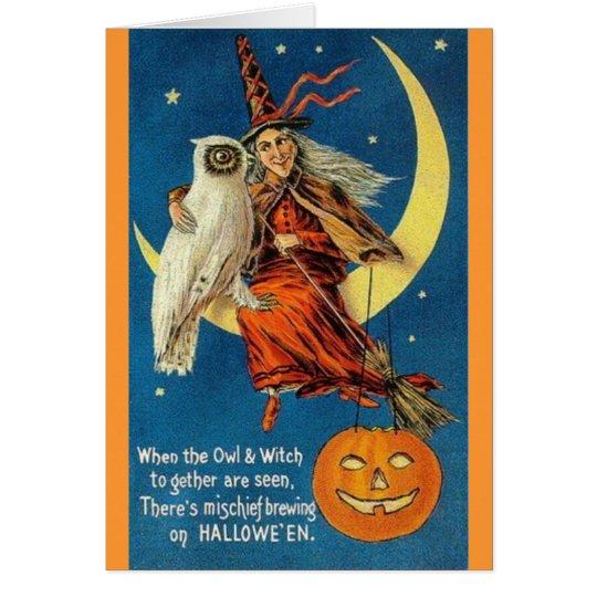 vintage-witch-owl-half-moon-broom-pumpkin card