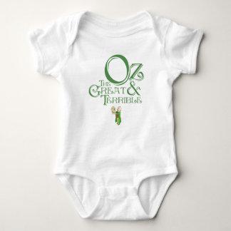 Vintage Wizard of Baby Oz Baby Bodysuit