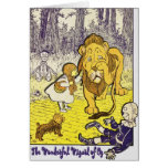 Vintage Wizard of Oz 1st Edition Print Cards