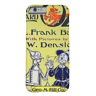 Vintage Wizard of Oz Book Cover iPhone 6 Case