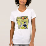 Vintage Wizard of Oz Book Cover Shirts