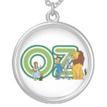 Vintage Wizard of Oz Characters and Letters Custom Jewelry