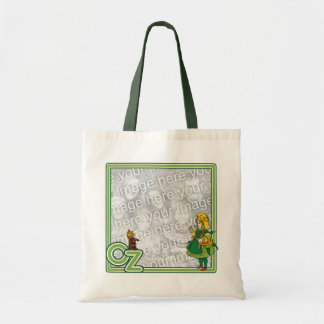 Vintage Wizard of Oz; Dorothy and Toto Budget Tote Bag