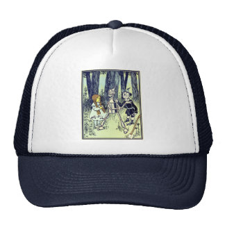 Vintage Wizard of Oz, Dorothy Meets the Tinman Cap