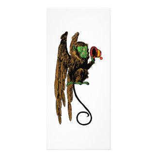 Vintage Wizard of Oz, Evil Flying Monkey Hat Rack Cards