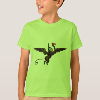 Vintage Wizard of Oz, Evil Flying Monkey T-Shirt