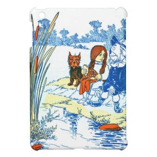 Vintage Wizard of Oz Illustration - Pond iPad Mini Covers