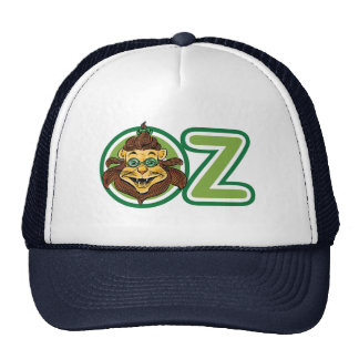 Vintage Wizard of Oz, Lion Inside Letter O Cap