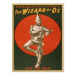 Vintage Wizard Of Oz Poster