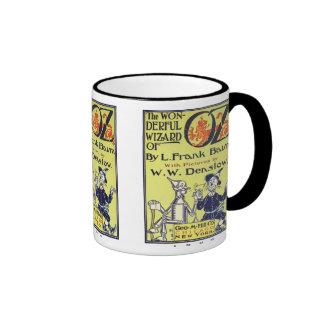 Vintage Wizard of Oz Ringer Mug