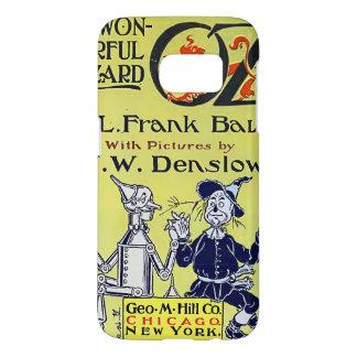 Vintage Wizard of Oz Samsung Galaxy S7 Phone Case