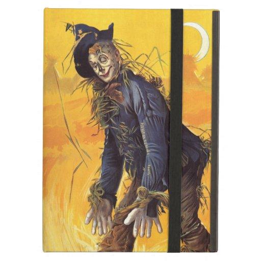 Vintage Wizard of Oz Scarecrow iPad Cases