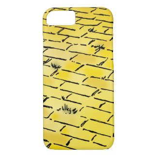 Vintage Wizard of Oz Yellow Brick Road by Denslow iPhone 8/7 Case