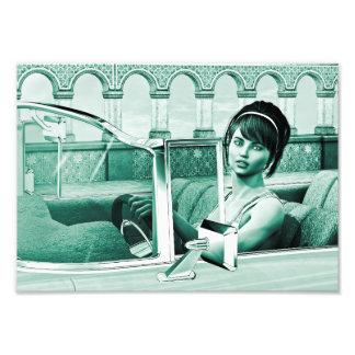Vintage Woman Photograph