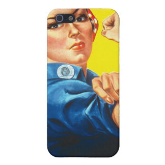 Vintage Womens Rights Ad Cases For iPhone 5