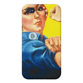 Vintage Womens Rights Ad iPhone 4 Case