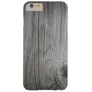 Vintage Wooden Textured iPhone 6/6s Plus Case